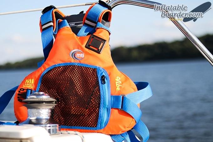 MTI Adventurewear Vibe PFD Sailing