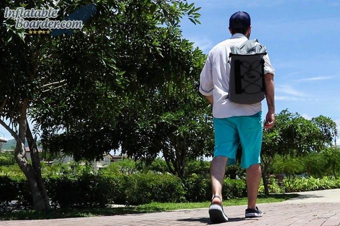 Paddle North Deck Bag Backpack