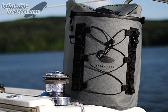 Paddle North Deck Bag Bungee Storage