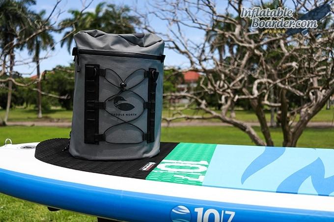 Paddle North Deck Bag Front