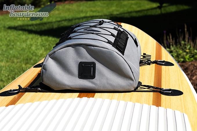 Paddle North Deck Bag Lash Tab
