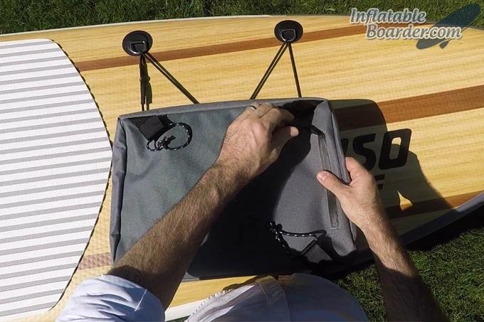 Paddle North Deck Bag Shoulder Strap