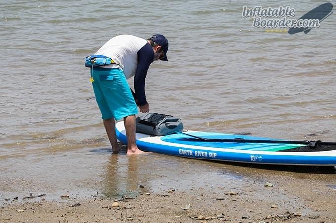 Paddle North Waterproof Deck Bag