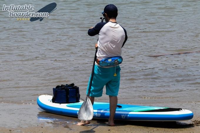 Paddleboarding PFD Belt