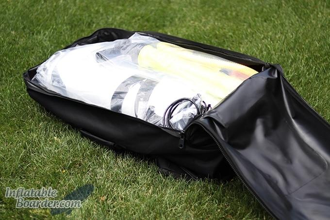 THURSO Backpack Design