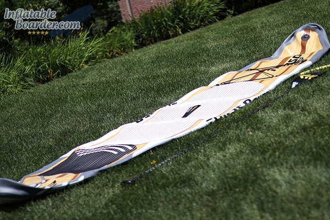 THURSO Paddle Board Inflation