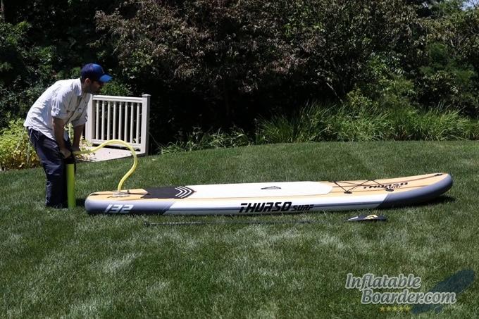 THURSO SURF SUP Pump