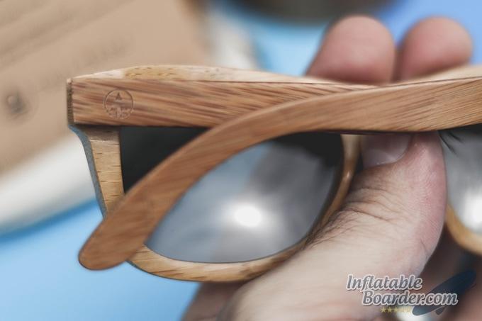 Tree Tribe Bamboo Sunglasses