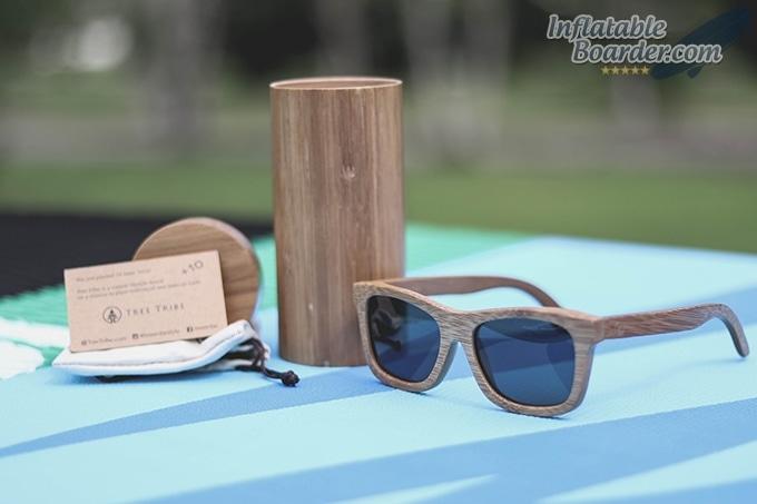 Tree Tribe Wood Sunglasses