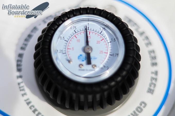 Earth River SUP Air Pressure Gauge