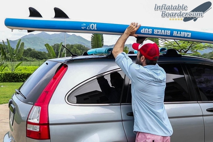 Earth River SUP Roof Rack