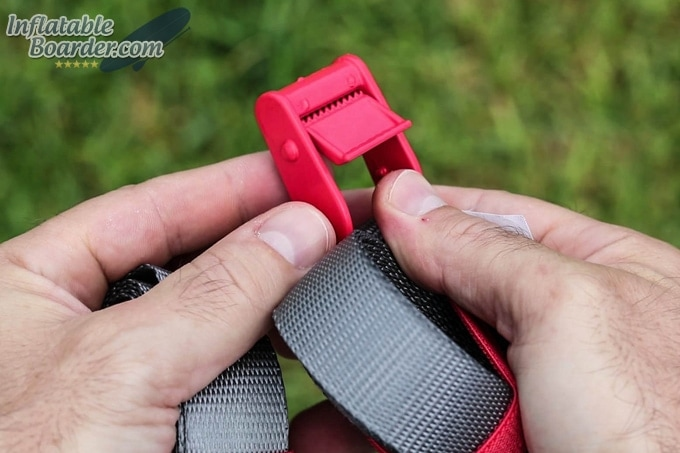Earth River SUP Tie Down Buckle