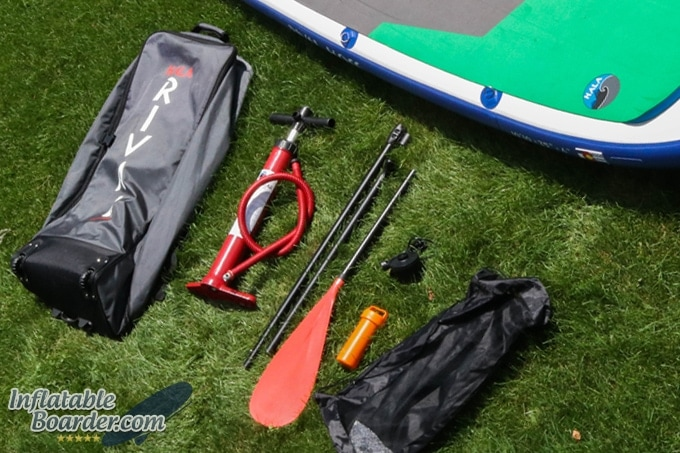 Hala Gear Rival Hoss SUP Accessories