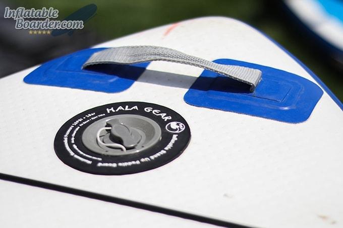 Hala Rival Hoss Air Valve