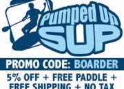 Pumped Up SUP Discount Code