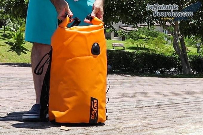 SealLine Discovery Deck Bag Buckle