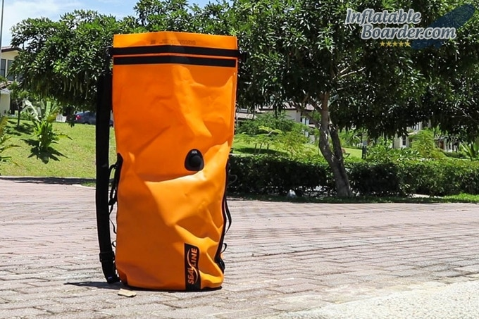 SealLine Discovery Deck Bag Instructions