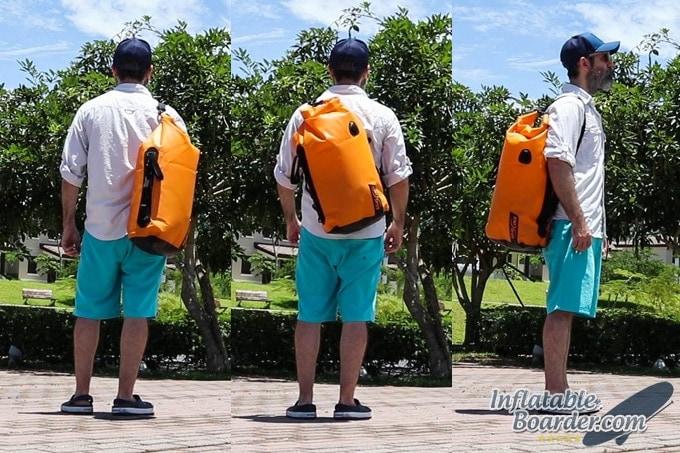 SealLine Discovery Deck Dry Bag Shoulder Strap