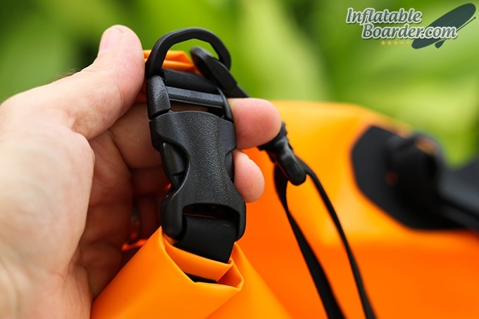 SealLine Discovery Dry Bag Buckle