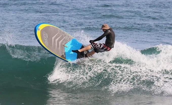 airSUP Brett Bennett Paddleboarding