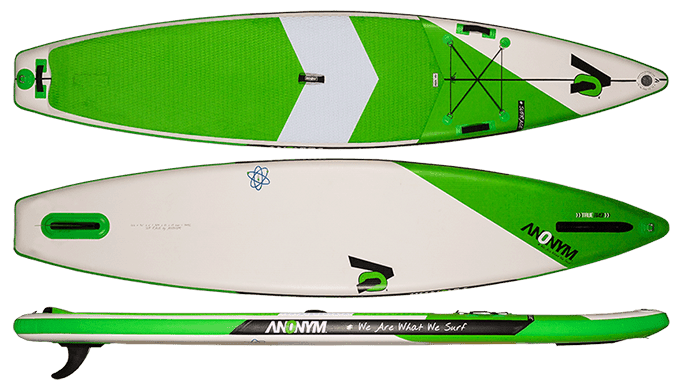 """ANONYM SUP Race FCT 12'6"""""""