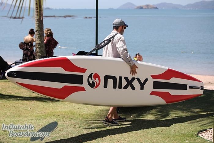 Carrying NIXY Manhattan Shoulder Strap
