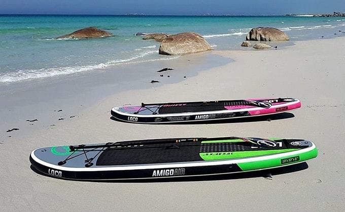 Loco Surfing Amigo Air iSUP