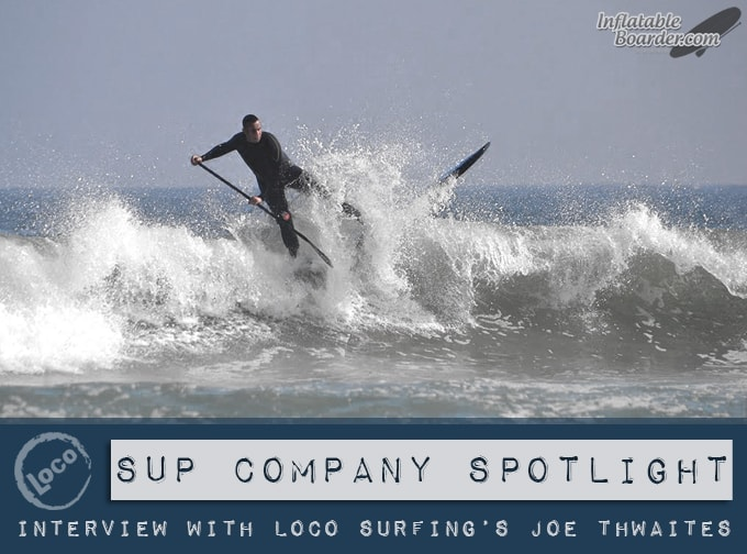 Loco Surfing Joe Thwaites