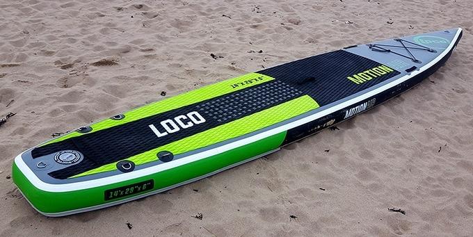 Loco Surfing Motion Air iSUP