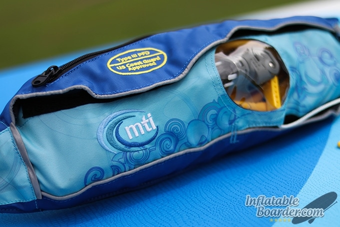 MTI Adventurewear 2.0 SUP PFD Belt