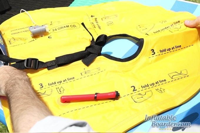 MTI Adventurewear Fluid 2.0 Repacking