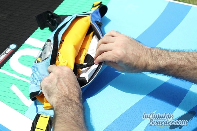 MTI Fluid 2.0 Inflatable Belt Pack PFD