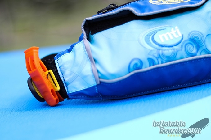 MTI Fluid 2.0 Safety Whistle