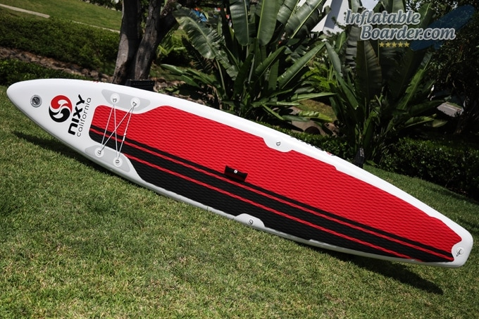 "NIXY 12'6"" Manhattan Inflatable Paddle Board"