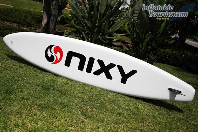 """NIXY 12'6"""" Manhattan Touring iSUP Bottom"""