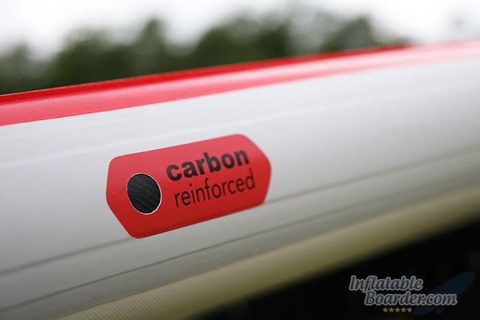 NIXY Carbon SUP Rails