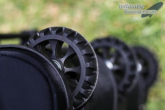NIXY iSUP Backpack Wheels