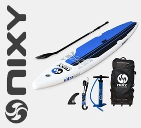 NIXY Manhattan Inflatable Paddle Board