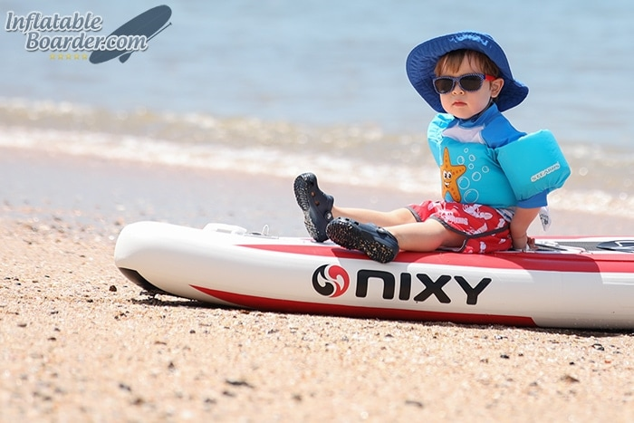 NIXY Manhattan Paddling Child