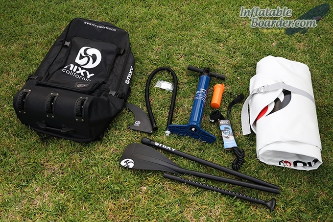 NIXY Manhattan SUP Accessory Package