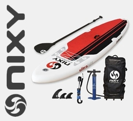 NIXY Newport Inflatable Paddle Board