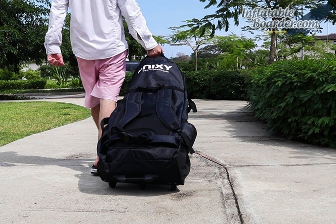 NIXY Rolling iSUP Backpack