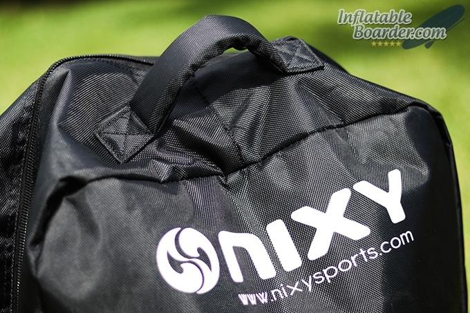 NIXY Wheeled SUP Backpack Top Handle