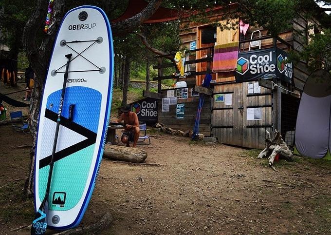 OBER SUP Vertigo Paddle Board