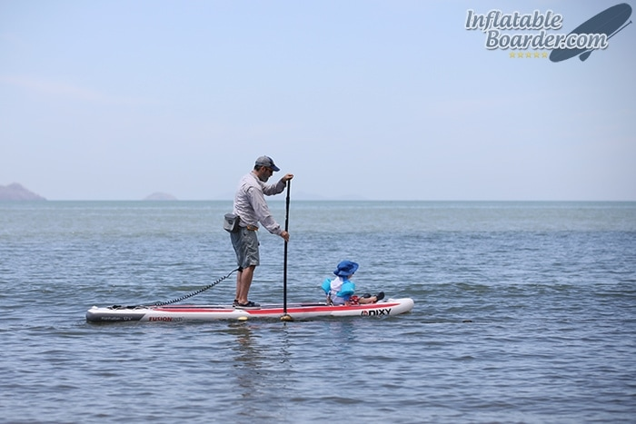 Paddling Child Inflatable SUP