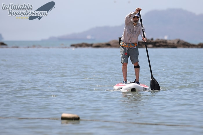 Racing NIXY Manhattan Paddle Board