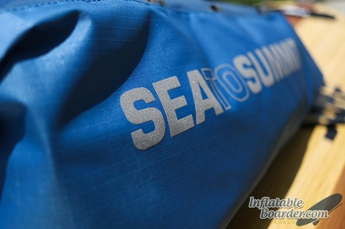Sea to Summit Dry Bag Logo