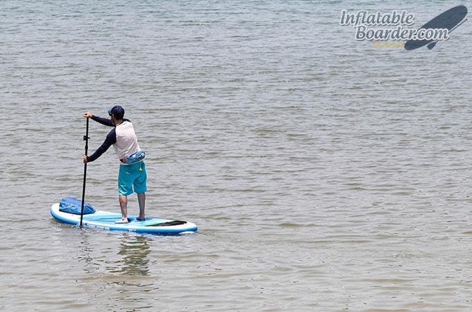 Sea to Summit SUP Deck Bag Paddle Board