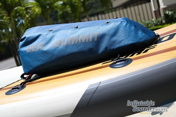 Sea to Summit SUP Deck Bag Side