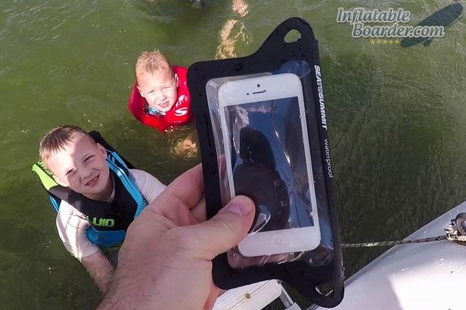 Sea to Summit Waterproof iPhone Case